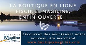 Boutique Piscines Magiline